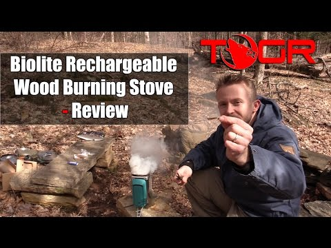 I Don't like It! - Biolite Rechargeable Wood Burning Stove - Review