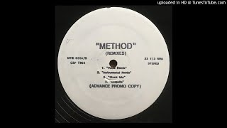 Wu-Tang Clan - Method Man (Skunk Remix)