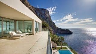 Extraordinary Front Line Villa With Sea Access and Apartment In Port Andratx, Mallorca - 5839