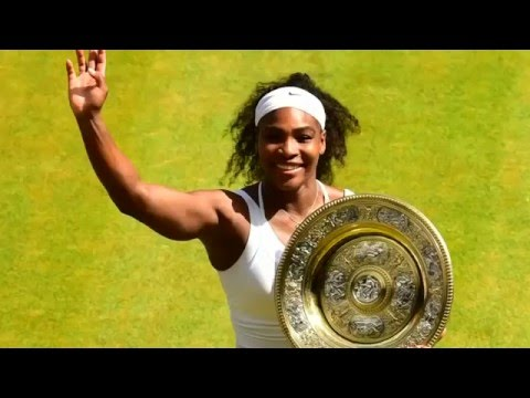 Serena Williams named Sports Illustrated