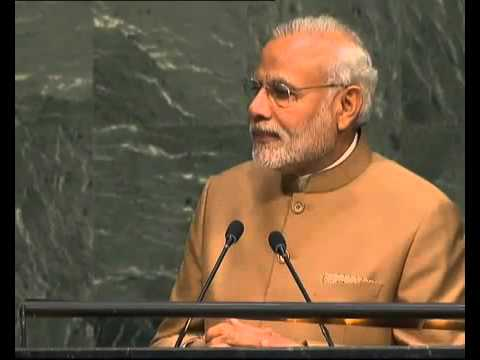 PM's address at UN Summit for the adoption of Post-2015 Development Agenda