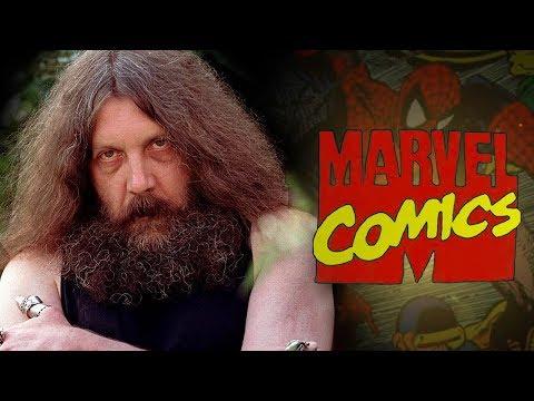 A TRETA de ALAN MOORE com a Marvel Comics | PN Especial #84