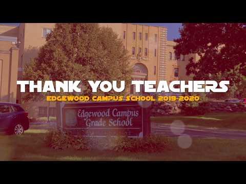 Edgewood Campus School Teacher Appreciation Parade