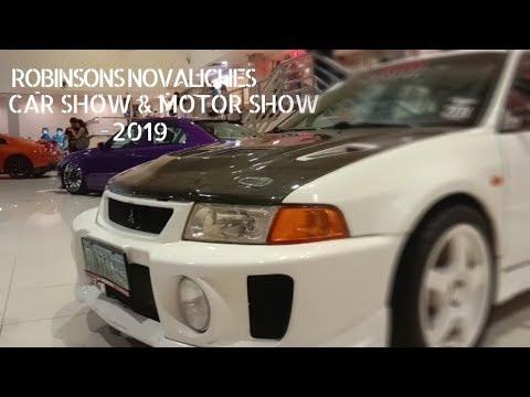 robinson casino car show