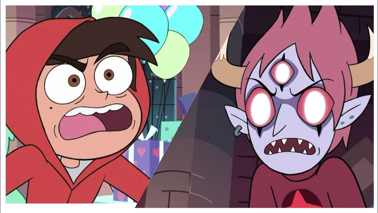 Forces Evil And Vs Star And Tom Marco Star