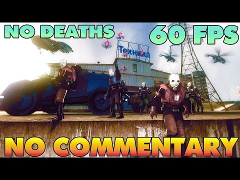 Half-Life 2: Riot Act - Full Walkthrough 【NO Commentary】【60FPS】