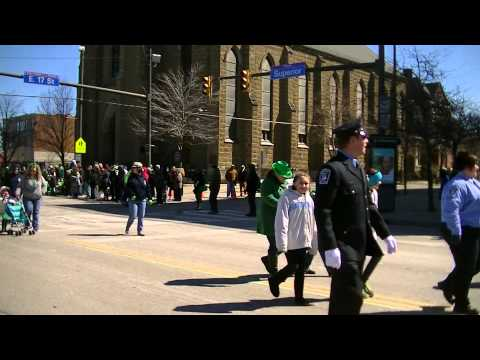 2014 Cleveland St. Patrick's Day Parade Highlights -- Part 3
