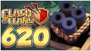 Clash Of Clans Part 620: MULTIMÖRSER auf Level 2 verbessern