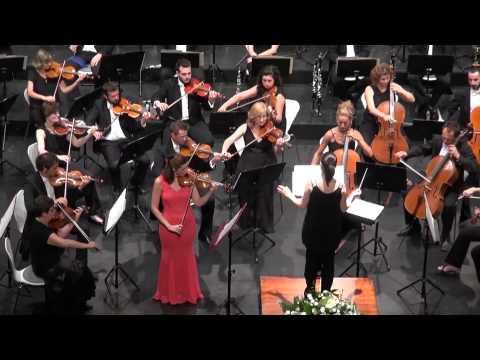 LAURA RODRÍGUEZ MORENO - The Lark Ascending - Ralph Vaughan Williams