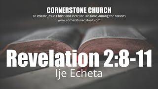 Revelation 2:8-11 - Ije Echeta