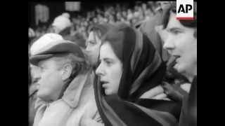 Ireland V England - Rugby - 1973