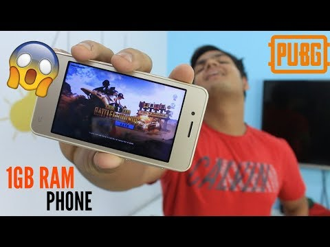 How To Play PUBG In 1 GB RAM Phones Or Low End Device Less Than 6K INR