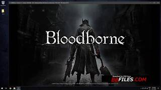 Bloodborne PS4 game on PC