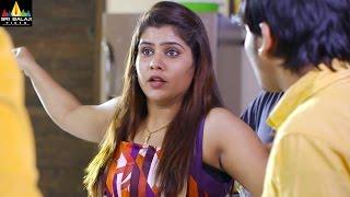 Akira | Telugu Latest Movie Scenes | Anusha Scared By Devil | Sri Balaji Video