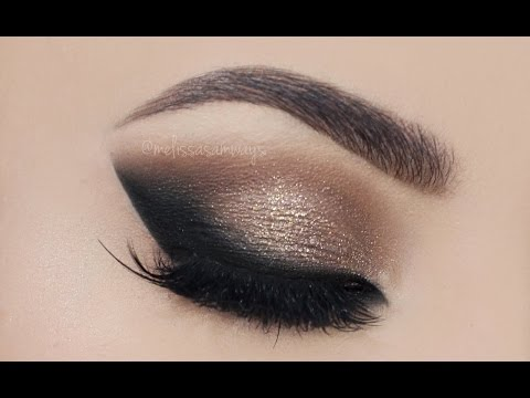 ♡ Neutral & Dramatic Smokey Eyes Makeup Tutorial! | Melissa Samways ♡