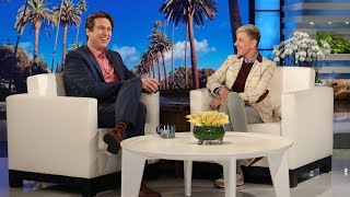 Pete Holmes Praises His Wife, 'Beyoncé'