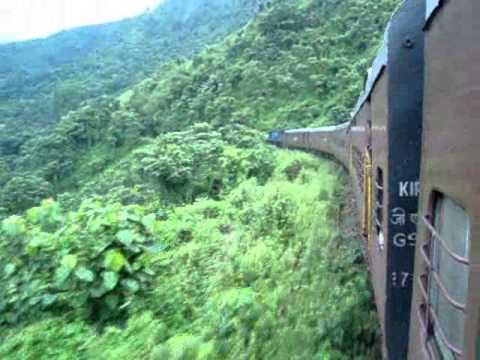 Kaushlendra ERT Train Journey