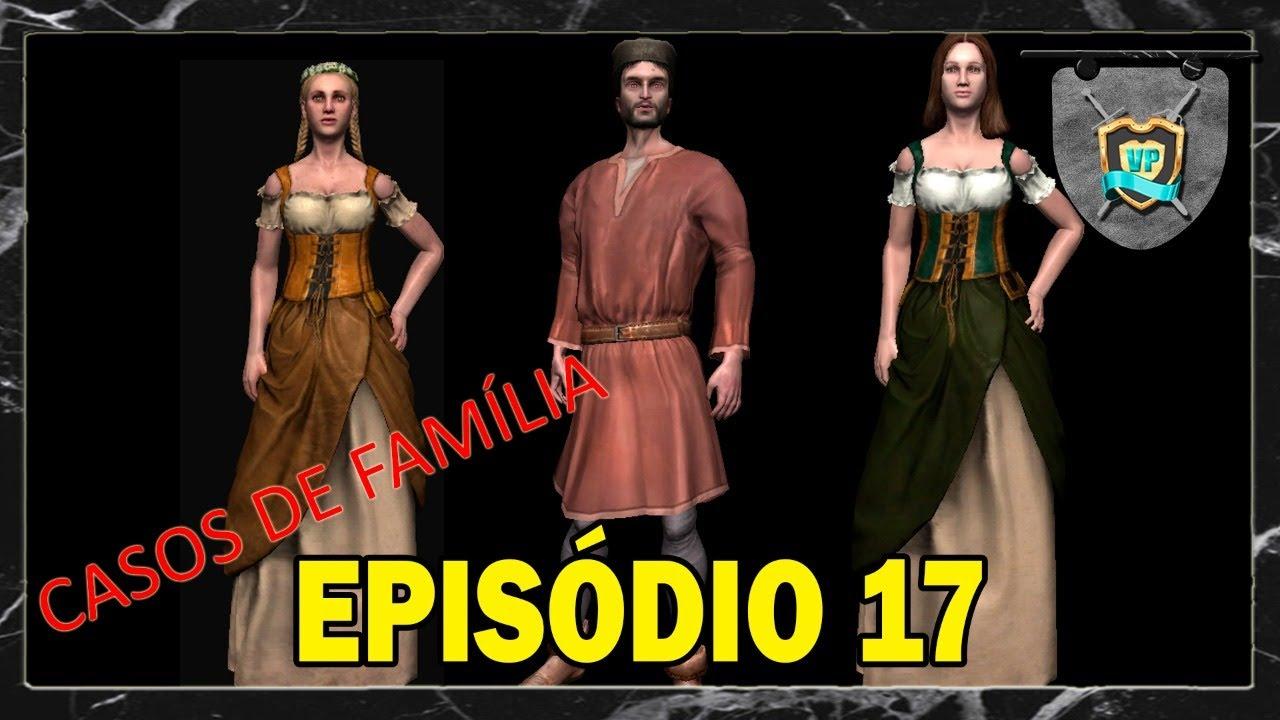 Casos de Família: A treta entre as irmãs Alina e Celina | Detonado The Witcher 1 EP.17 - CAP.4