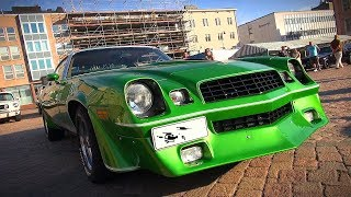 AMERICAN V8 MUSCLE CARS - Sights and Sounds! | VOL. 6 |