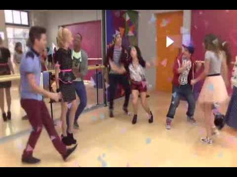 Violetta  Nueva temporada   Generacion On Beat Travel Video