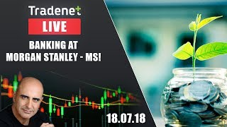 Live Day Trading room streaming - 18/7/18