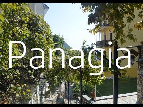 Panagia in Thassos (Greece)