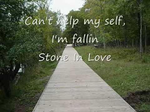 Journey-Stone In Love lyrics