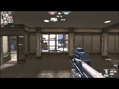 vZ Frag Movie (Point Blank Ongame)