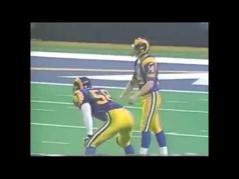 1999 Week 5 49ers vs Rams Highlights