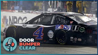 Door Bumper Clear: Kevin Harvick Misses Championship 4 Cut