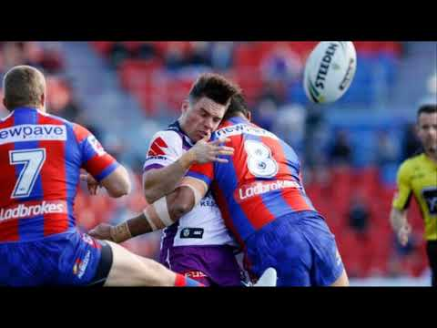 Brodie Croft-inspired Storm thump Knights - Newcastle Knights