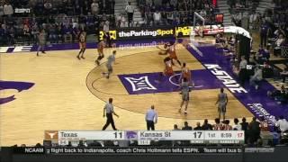 Texas at Kansas State | 2016-17 Big 12 Men