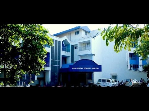 GMC TO BE A PREMIUM HEALTH INSTITUTION : RANE│Prudent Media Goa