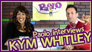 """Kym Whitley on OWN's Serious """"Raising Whitley"""""""