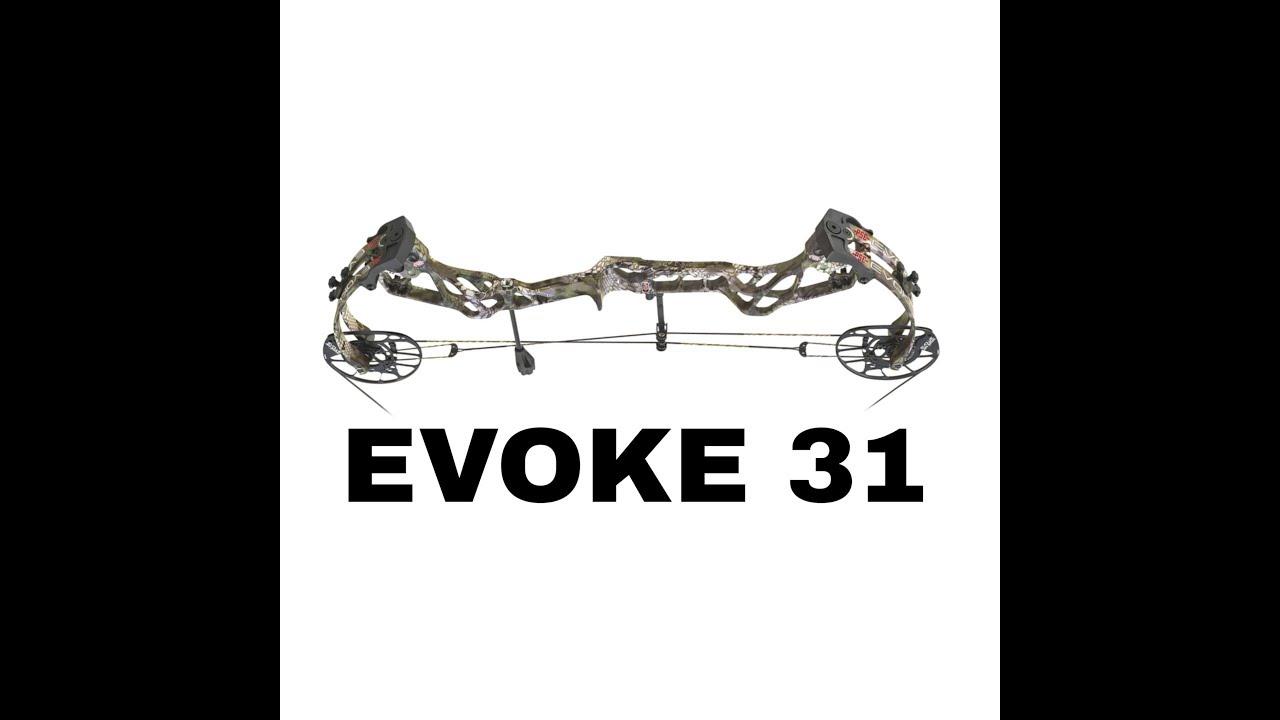 PSE 2019 Evoke 31 Evolve Cam Test Review by Mike's Archery