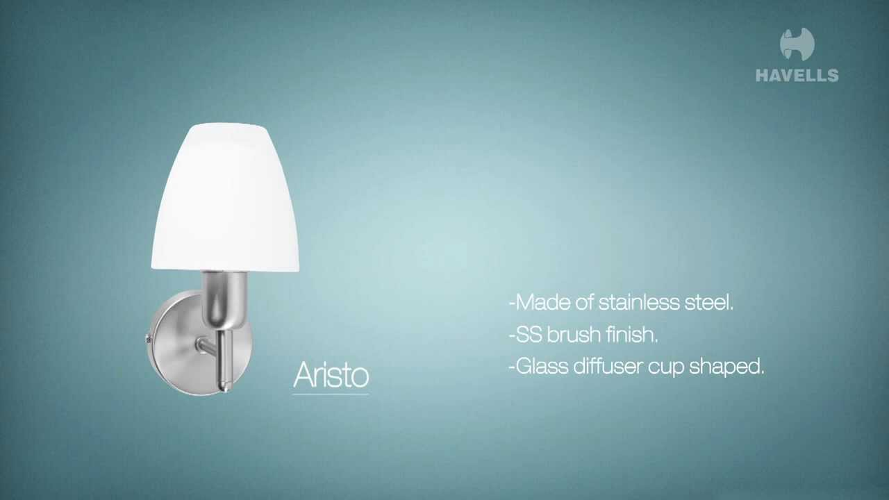 Havells Home Decor Light Commercial Sep 2013 Aristo Teaser Latest