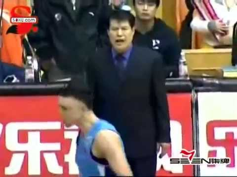 2012 CBA Playoff Game 4 Recap of DongGuan Leopards vs. Xinjiang Flying Tigers on 2-29-12