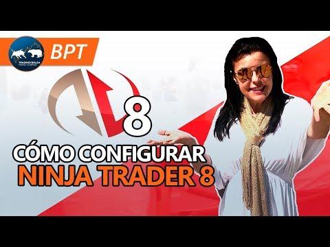 Cómo Configurar Ninja Trader 8 ¡Fácil en solo 15 Minutos!