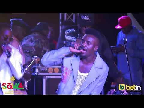 Sauti Sol Africa ft Yemi Alade Performance   SAWA Concert & Launch