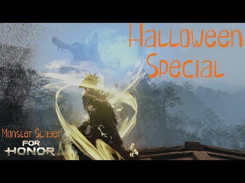 For Honor - Rep 60 Jormungandr | Monster Slayer | Halloween Special |