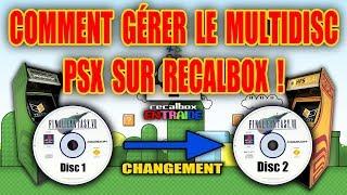 RECALBOX | TUTO FR | Comment gérer le multidisc PSX sur Recalbox !