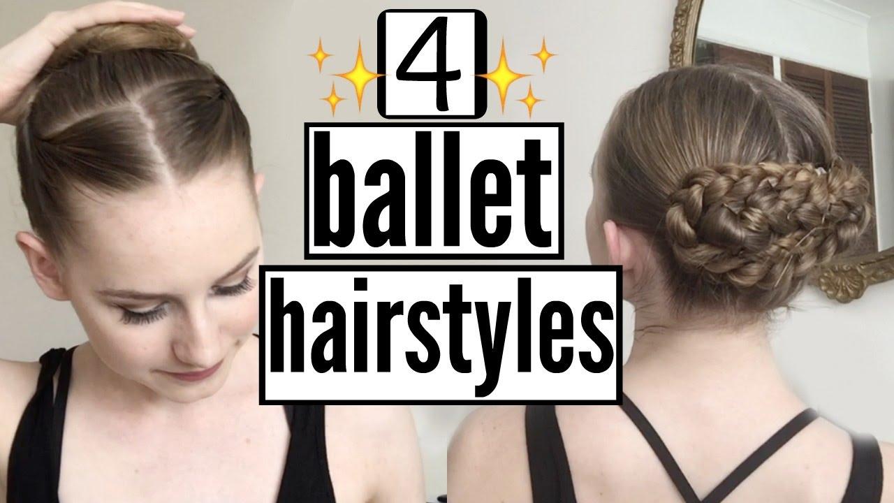 Best Ballet Hairstyles