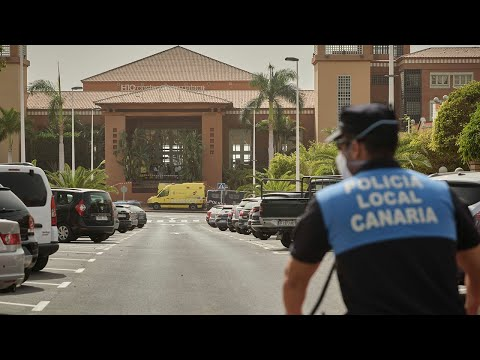 Coronavirus: Tenerife holidaymakers locked down after hotel outbreak