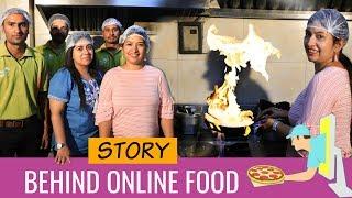 कैसे Deliver होता है आपका ONLINE FOOD? Secret Of Online Food Orders | #Culinate #Vlog #CookWithNisha