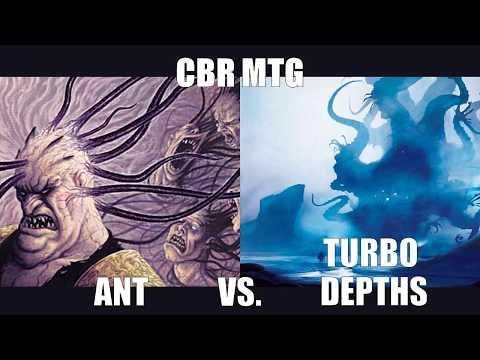 CBR MTG - LEGACY: Brandon Owen (ANT) vs James Lett (Turbo Depths)
