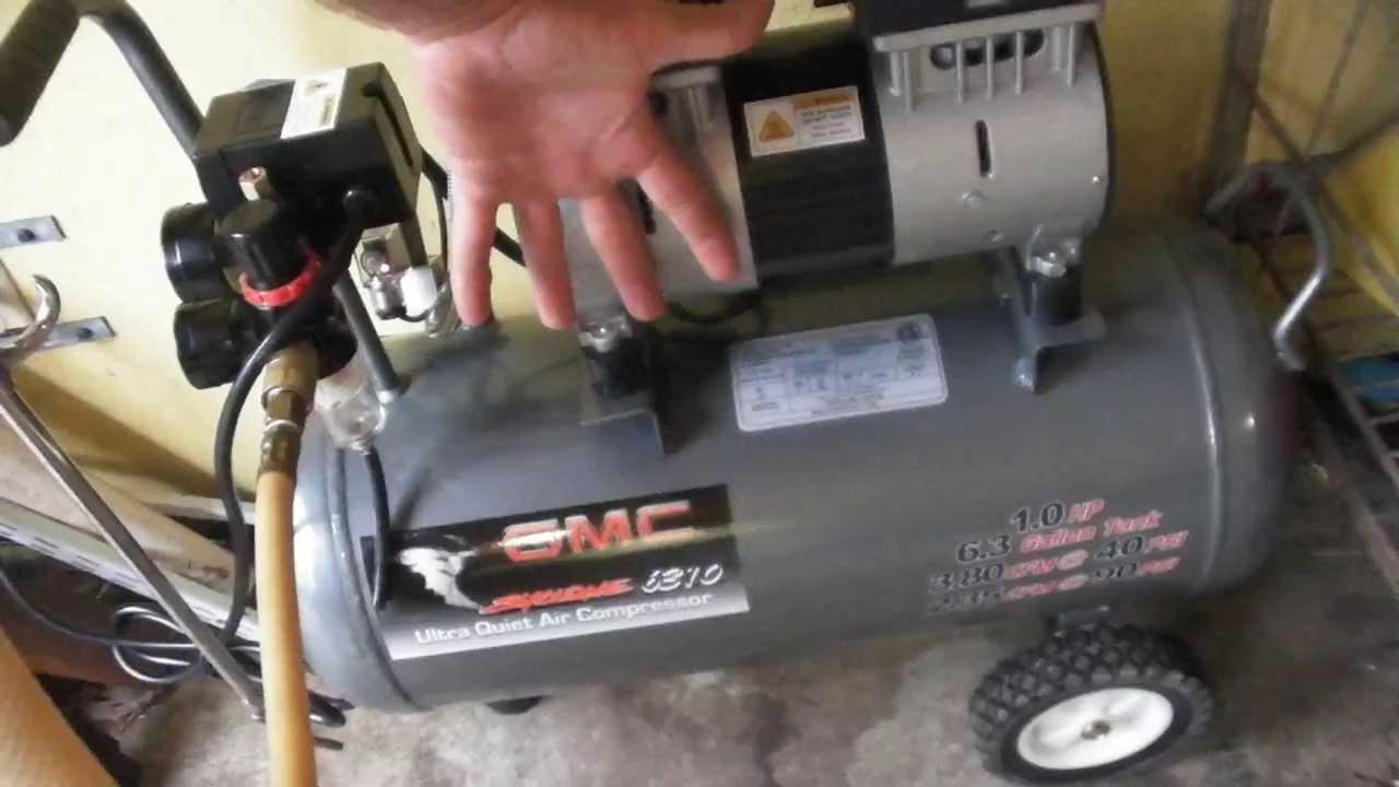 california air tools 6310 manual