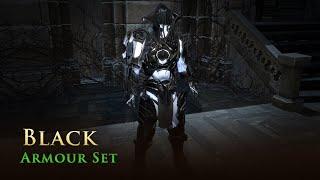 Path of Exile: Black Armour Set
