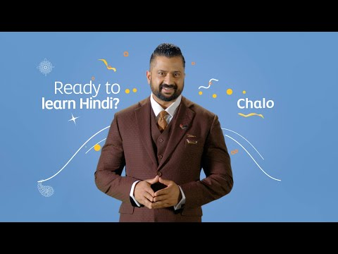 Learn Basic Hindi with our Cabin Crew | Etihad@Home