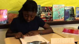 Cornelia reads Julie Hannigan's essay about busing