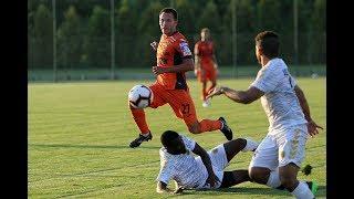 Пять голов матча «Урал» - «Катар СК» и другие опасные моменты